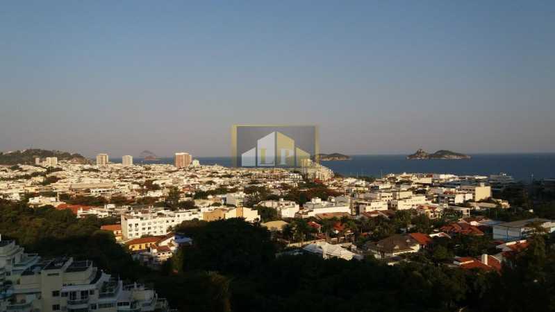 s - Apartamento Condomínio ABM, Barra da Tijuca, Rio de Janeiro, RJ À Venda, 4 Quartos, 130m² - LPAP40116 - 1
