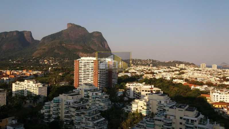 t - Apartamento Condomínio ABM, Barra da Tijuca, Rio de Janeiro, RJ À Venda, 4 Quartos, 130m² - LPAP40116 - 3