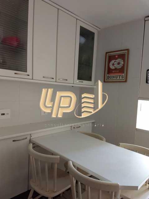 09 - Apartamento Condomínio ABM, Barra da Tijuca, Rio de Janeiro, RJ À Venda, 4 Quartos, 130m² - LPAP40116 - 10