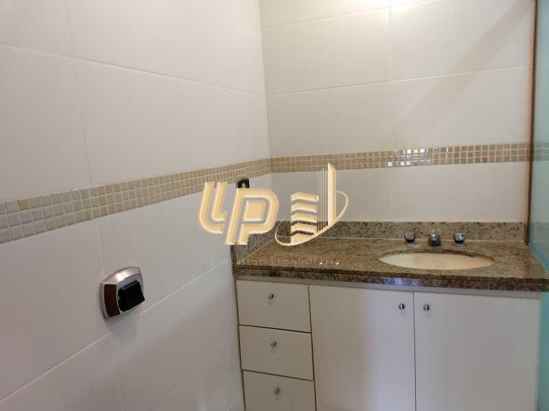 17 - Apartamento Condomínio ABM, Barra da Tijuca, Rio de Janeiro, RJ À Venda, 4 Quartos, 130m² - LPAP40116 - 15