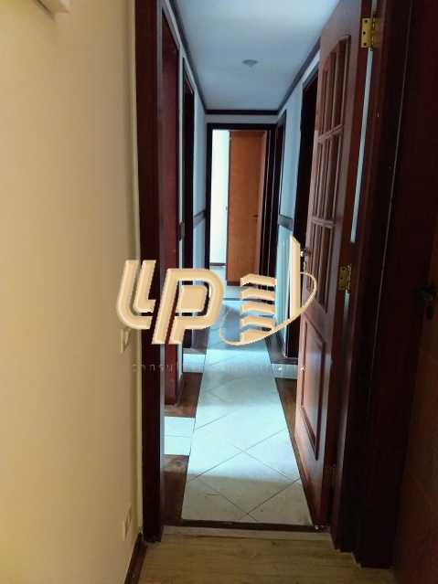 21 - Apartamento Condomínio ABM, Barra da Tijuca, Rio de Janeiro, RJ À Venda, 4 Quartos, 130m² - LPAP40116 - 18