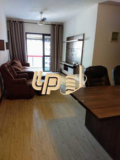 22 - Apartamento Condomínio ABM, Barra da Tijuca, Rio de Janeiro, RJ À Venda, 4 Quartos, 130m² - LPAP40116 - 19