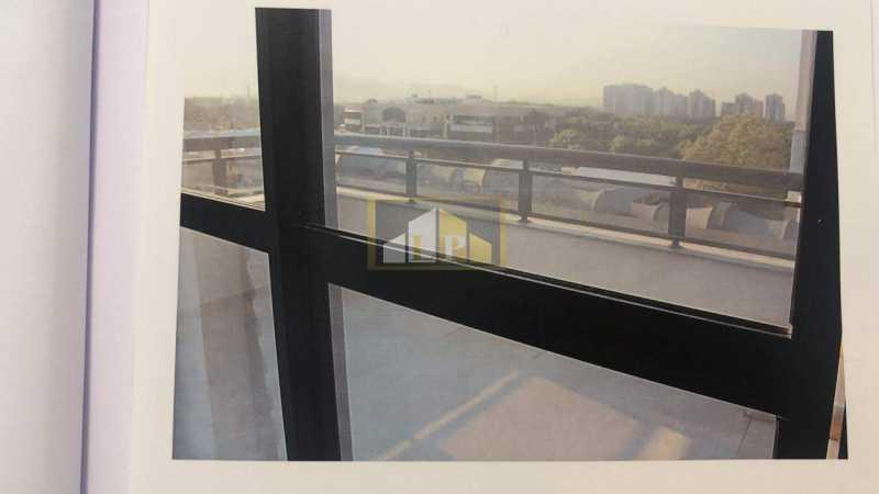 001 - salas para locação na barra da tijuca - LPSL00077 - 3