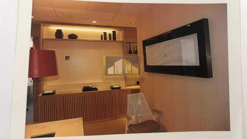 01 - salas para locação na barra da tijuca - LPSL00077 - 4