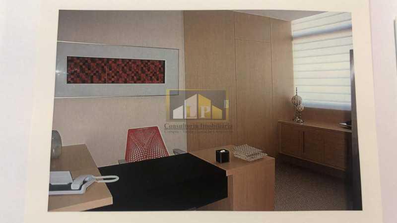 09 - salas para locação na barra da tijuca - LPSL00077 - 11