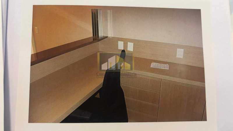 10 - salas para locação na barra da tijuca - LPSL00077 - 12