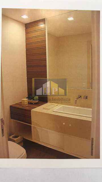 14 - salas para locação na barra da tijuca - LPSL00077 - 16
