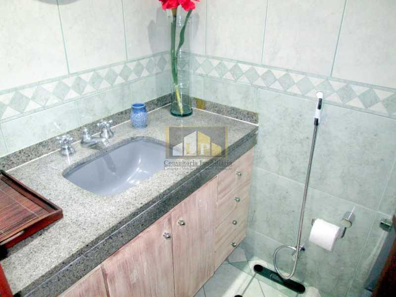IMG-20190312-WA0068 - Apartamento Condomínio ABM, Rua Jornalista Henrique Cordeiro,Barra da Tijuca, Rio de Janeiro, RJ À Venda, 4 Quartos, 140m² - LPAP40119 - 17