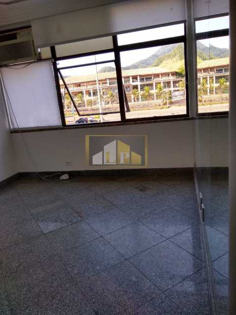 PHOTO-2019-03-23-10-46-05 - Sala Comercial À Venda - Barra da Tijuca - Rio de Janeiro - RJ - LPSL00078 - 1