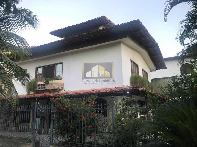 96ac9d5d-ea92-4ff4-81a1-2f2012 - Casa em Condomínio 5 quartos à venda Barra da Tijuca, Rio de Janeiro - R$ 1.750.000 - LPCN50023 - 5