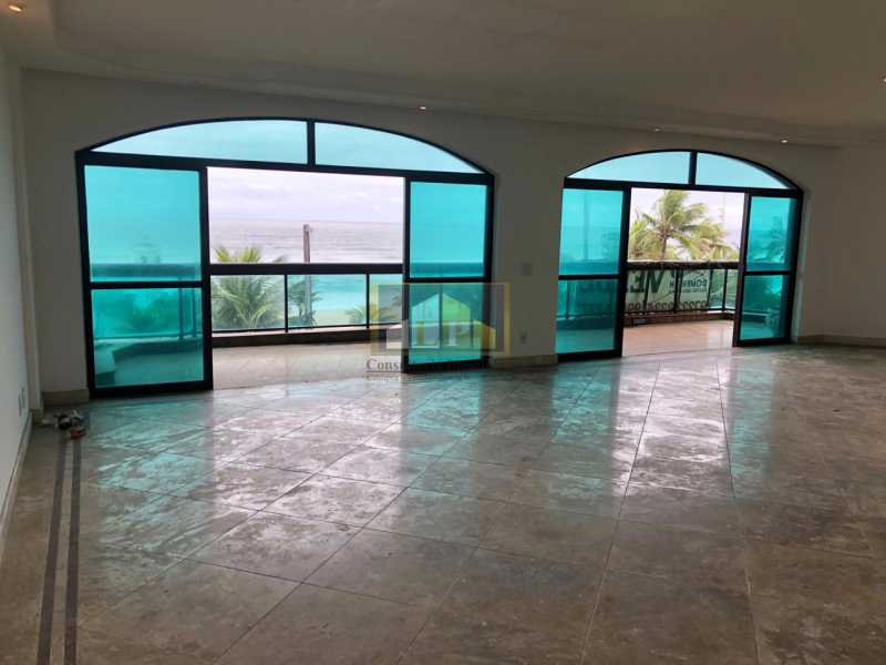 WhatsApp Image 2019-03-29 at 1 - Apartamento 4 quartos à venda Barra da Tijuca, Rio de Janeiro - R$ 3.900.000 - LPAP40123 - 3