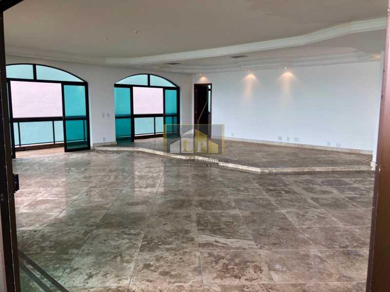 WhatsApp Image 2019-03-29 at 1 - Apartamento 4 quartos à venda Barra da Tijuca, Rio de Janeiro - R$ 3.900.000 - LPAP40123 - 5
