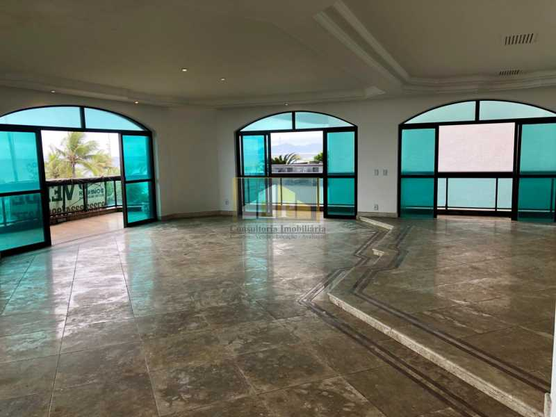 WhatsApp Image 2019-03-29 at 1 - Apartamento 4 quartos à venda Barra da Tijuca, Rio de Janeiro - R$ 3.900.000 - LPAP40123 - 6