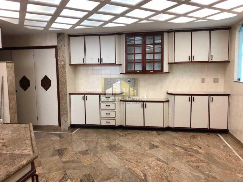 WhatsApp Image 2019-03-29 at 1 - Apartamento 4 quartos à venda Barra da Tijuca, Rio de Janeiro - R$ 3.900.000 - LPAP40123 - 10