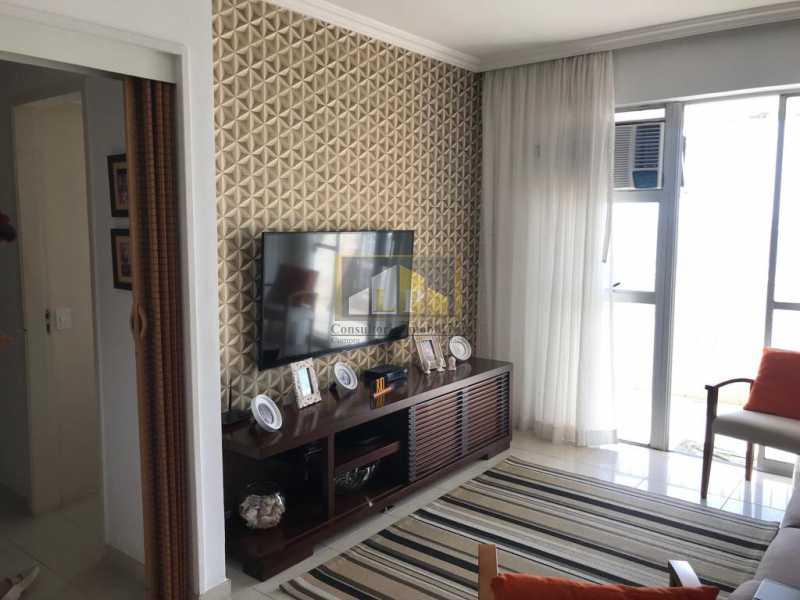 WhatsApp Image 2019-04-03 at 1 - Apartamento 3 quartos a venda no Condomínio Parque das Rosas - LPAP30349 - 3
