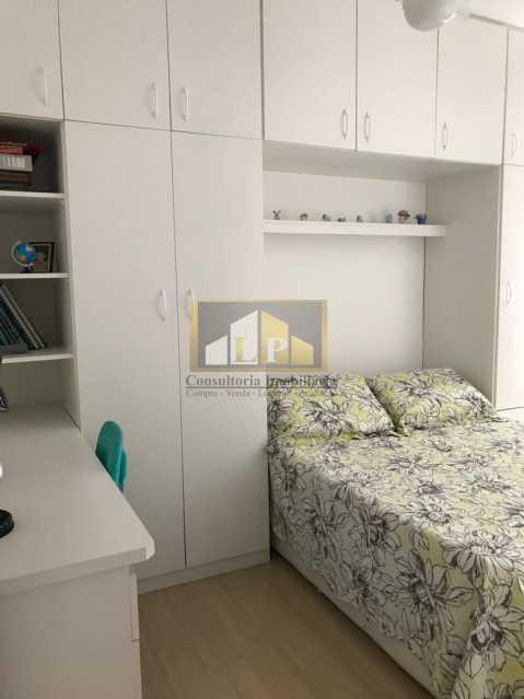 WhatsApp Image 2019-04-03 at 1 - Apartamento 3 quartos a venda no Condomínio Parque das Rosas - LPAP30349 - 14