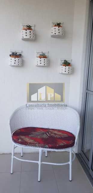 WhatsApp Image 2019-04-03 at 1 - Apartamento 3 quartos a venda no Condomínio Parque das Rosas - LPAP30349 - 9