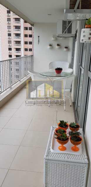 WhatsApp Image 2019-04-03 at 1 - Apartamento 3 quartos a venda no Condomínio Parque das Rosas - LPAP30349 - 7