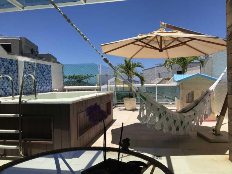 thumb_IMG_1411_1024 - Cobertura venda Jardim Oceânico, Quadra da Praia - LPCO50006 - 7