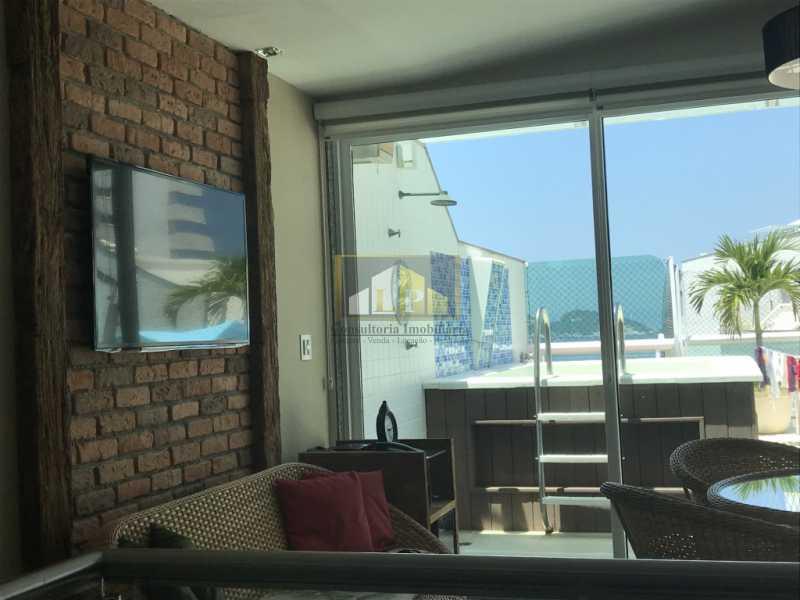 thumb_IMG_5557_1024 - Cobertura venda Jardim Oceânico, Quadra da Praia - LPCO50006 - 21