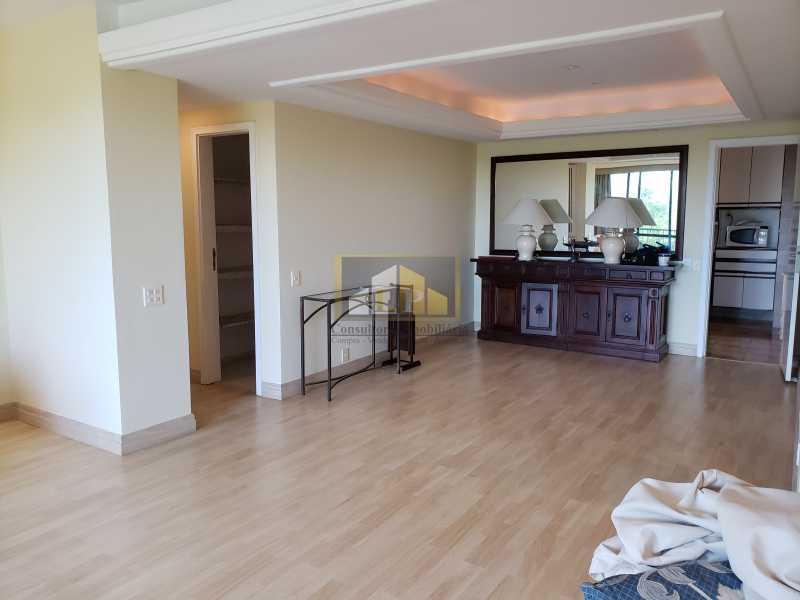 SALA 2 - Apartamento Condomínio NOVA IPANEMA, Barra da Tijuca,Rio de Janeiro,RJ Para Alugar,3 Quartos,160m² - LPAP30351 - 4