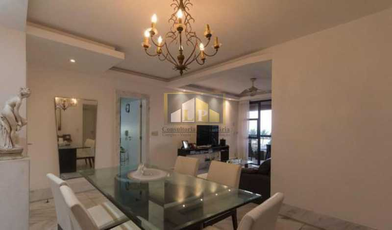PHOTO-2019-05-14-11-22-06_1 - Apartamento 4 quartos para alugar Barra da Tijuca, Rio de Janeiro - R$ 5.000 - LPAP40126 - 4