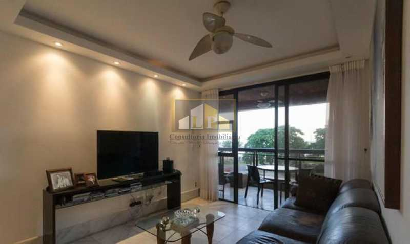 PHOTO-2019-05-14-11-22-09 - Apartamento Condomínio ALFA BARRA , Avenida Lúcio Costa,Barra da Tijuca,Rio de Janeiro,RJ Para Alugar,4 Quartos,144m² - LPAP40126 - 8