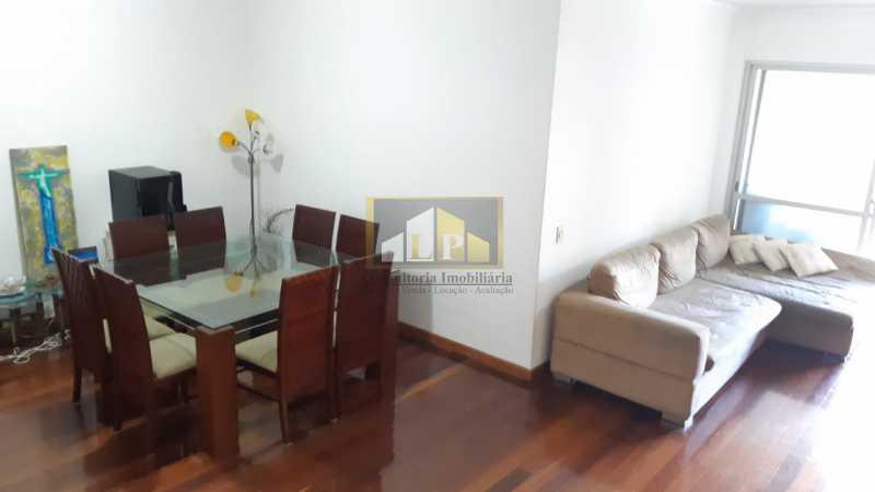 PHOTO-2019-07-12-09-47-26 - Apartamento Condomínio JARDIM OCEANICO, Rua Aldo Bonadei,Barra da Tijuca, Rio de Janeiro, RJ À Venda, 4 Quartos, 175m² - LPAP40135 - 3