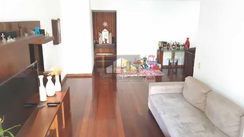 PHOTO-2019-07-12-09-47-26_1 - Apartamento Condomínio JARDIM OCEANICO, Rua Aldo Bonadei,Barra da Tijuca, Rio de Janeiro, RJ À Venda, 4 Quartos, 175m² - LPAP40135 - 5