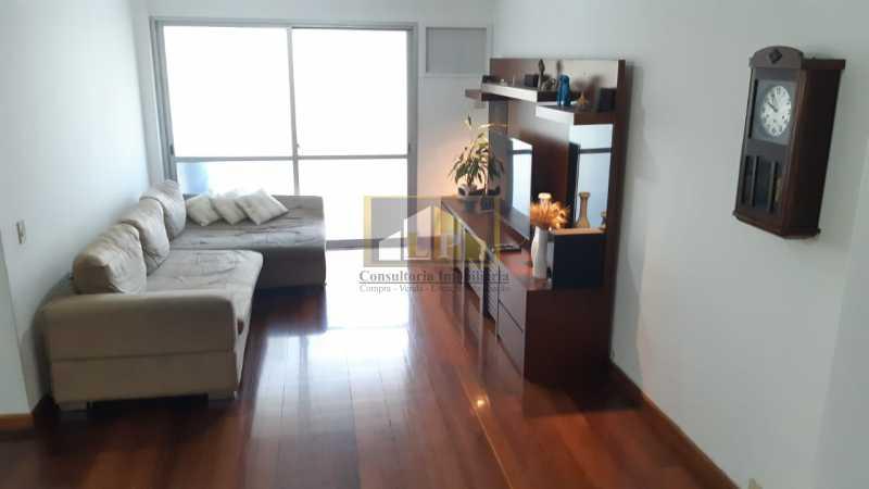 PHOTO-2019-07-12-09-47-27 - Apartamento Condomínio JARDIM OCEANICO, Rua Aldo Bonadei,Barra da Tijuca, Rio de Janeiro, RJ À Venda, 4 Quartos, 175m² - LPAP40135 - 4