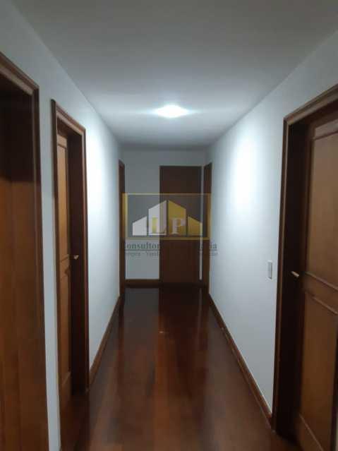 PHOTO-2019-07-12-09-47-30_1 - Apartamento Condomínio JARDIM OCEANICO, Rua Aldo Bonadei,Barra da Tijuca, Rio de Janeiro, RJ À Venda, 4 Quartos, 175m² - LPAP40135 - 9