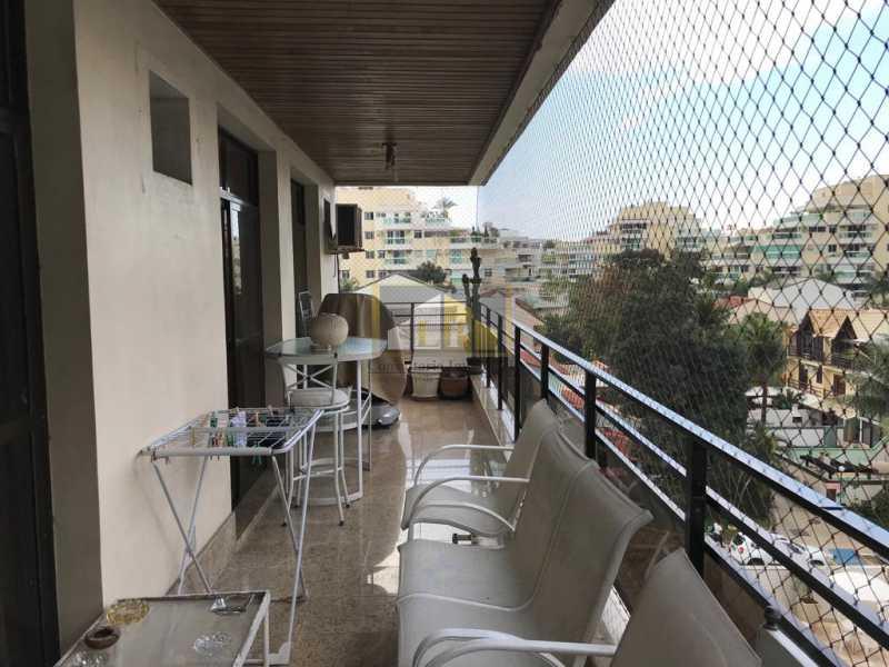 PHOTO-2019-07-16-12-47-34_1 - Apartamento Condomínio ABM, Barra da Tijuca, Rio de Janeiro, RJ À Venda, 4 Quartos, 150m² - LPAP40136 - 1
