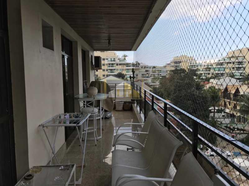 PHOTO-2019-07-16-12-47-34_2 - Apartamento Condomínio ABM, Barra da Tijuca, Rio de Janeiro, RJ À Venda, 4 Quartos, 150m² - LPAP40136 - 4