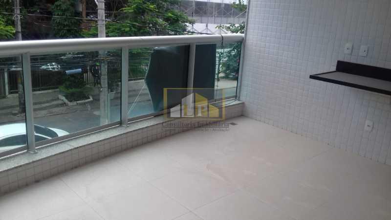 IMG-20190716-WA0035 - Apartamento Condomínio JARDIM OCEANICO, Barra da Tijuca,Rio de Janeiro,RJ À Venda,3 Quartos,185m² - LPAP30363 - 3