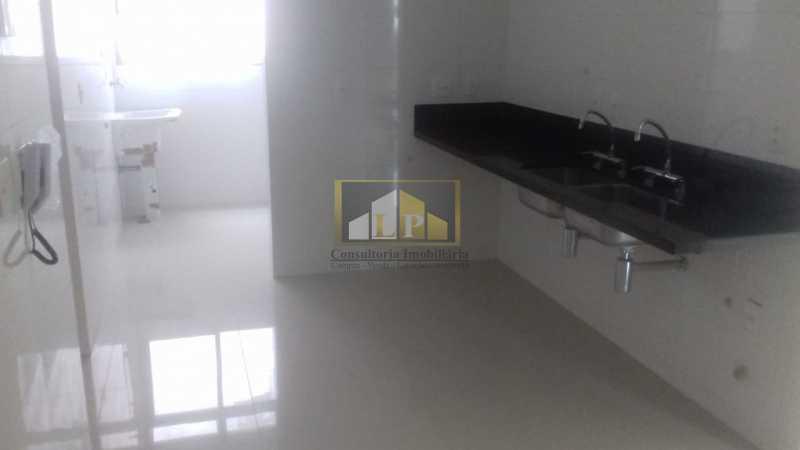 IMG-20190716-WA0033 - Apartamento Condomínio JARDIM OCEANICO, Barra da Tijuca,Rio de Janeiro,RJ À Venda,3 Quartos,185m² - LPAP30363 - 6