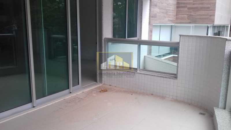 IMG-20190716-WA0032 - Apartamento Condomínio JARDIM OCEANICO, Barra da Tijuca,Rio de Janeiro,RJ À Venda,3 Quartos,185m² - LPAP30363 - 4