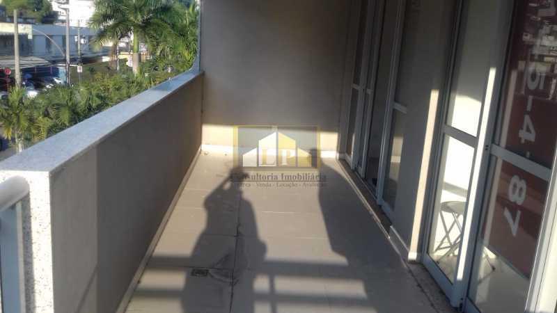PHOTO-2019-07-29-09-34-25 - Apartamento 3 quartos à venda Barra da Tijuca, Rio de Janeiro - R$ 1.200.000 - LPAP30368 - 5
