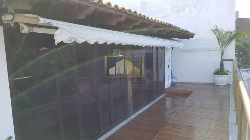 20170612_125411 - Cobertura À Venda no Condomínio JARDIM OCEANICO - Barra da Tijuca - Rio de Janeiro - RJ - LPCO30056 - 13