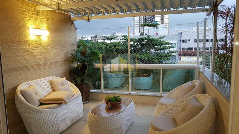 20170623_171554 - Cobertura 3 quartos à venda Barra da Tijuca, Rio de Janeiro - R$ 3.090.000 - LPCO30057 - 5