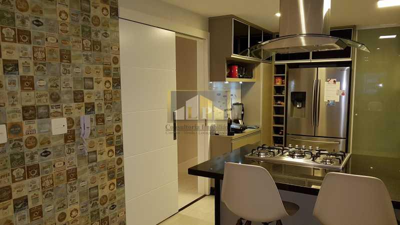 20170623_172009 - Cobertura 3 quartos à venda Barra da Tijuca, Rio de Janeiro - R$ 3.090.000 - LPCO30057 - 11