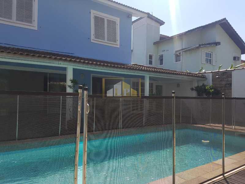 PHOTO-2019-08-05-15-36-09 - Casa em Condominio Condomínio RESIDENCIAL SANTA MONICA, Rua Josué de Castro,Barra da Tijuca,Rio de Janeiro,RJ Para Alugar,4 Quartos,370m² - LPCN40032 - 17