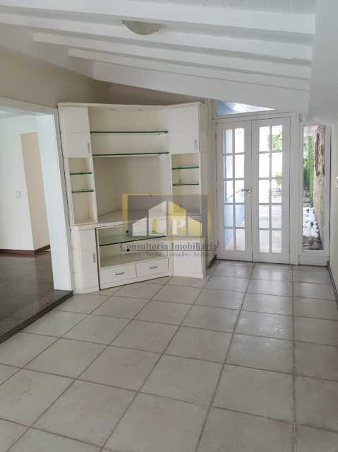 PHOTO-2019-08-05-15-36-10_1 - Casa em Condominio Condomínio RESIDENCIAL SANTA MONICA, Rua Josué de Castro,Barra da Tijuca,Rio de Janeiro,RJ Para Alugar,4 Quartos,370m² - LPCN40032 - 20