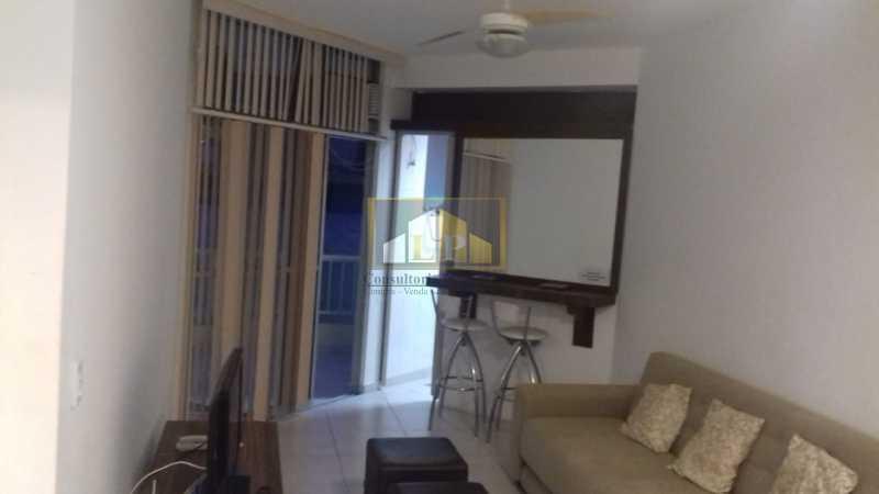 PHOTO-2019-08-08-09-55-35 - Apartamento À Venda no Condomínio BARRA PALACE - Barra da Tijuca - Rio de Janeiro - RJ - LPAP10269 - 1