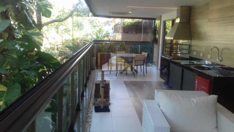 PHOTO-2019-08-12-09-33-46 - Apartamento 3 quartos à venda Barra da Tijuca, Rio de Janeiro - R$ 2.200.000 - LPAP30370 - 1