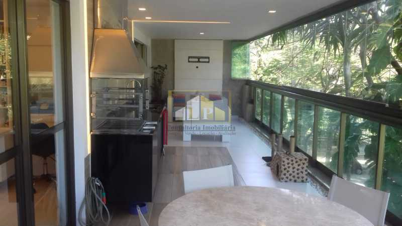 PHOTO-2019-08-12-09-33-50 - Apartamento 3 quartos à venda Barra da Tijuca, Rio de Janeiro - R$ 2.200.000 - LPAP30370 - 3