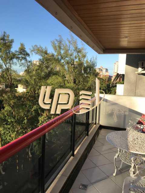 IMG-20190709-WA0069 - Apartamento À Venda no Condomínio ABM - Barra da Tijuca - Rio de Janeiro - RJ - LPAP40141 - 1