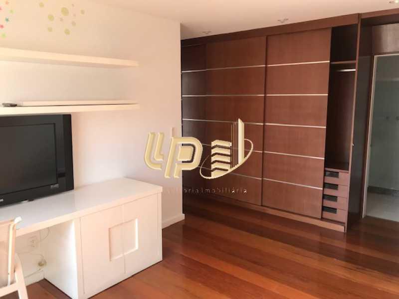 IMG_3913 - Cobertura Condomínio JARDIM OCEANICO, Avenida General Guedes da Fontoura,Barra da Tijuca,Rio de Janeiro,RJ Para Venda e Aluguel,4 Quartos,420m² - LPCO40030 - 11