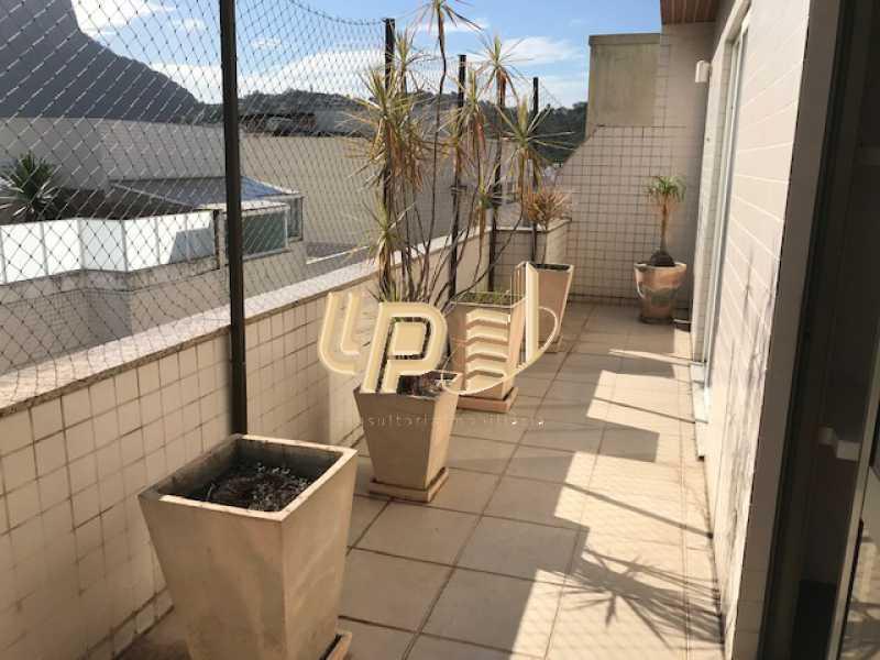 IMG_3921 - Cobertura Condomínio JARDIM OCEANICO, Avenida General Guedes da Fontoura,Barra da Tijuca,Rio de Janeiro,RJ Para Venda e Aluguel,4 Quartos,420m² - LPCO40030 - 19