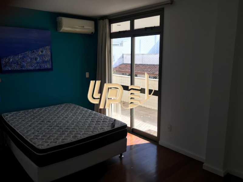 IMG_3925 - Cobertura Condomínio JARDIM OCEANICO, Avenida General Guedes da Fontoura,Barra da Tijuca,Rio de Janeiro,RJ Para Venda e Aluguel,4 Quartos,420m² - LPCO40030 - 23
