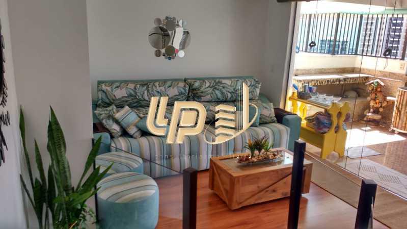 PHOTO-2019-09-02-10-38-32_2 - Cobertura 2 quartos à venda Barra da Tijuca, Rio de Janeiro - R$ 1.350.000 - LPCO20022 - 12